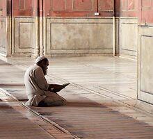 Islamic Prayer by Jamie Mitchell