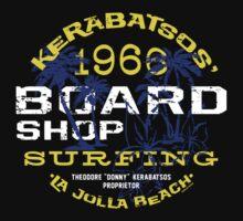 Kerabatsos' Board Shop Kids Clothes