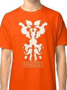 Walter (White Print) Classic T-Shirt