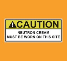 WARNING Neutron Cream by kinxx