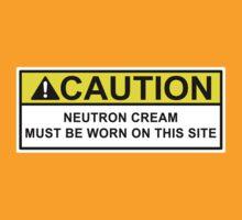 WARNING Neutron Cream by kinxx