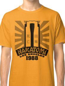 Nakatomi, 1988 (Black Print) Classic T-Shirt