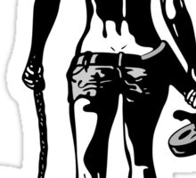 The Heroine Sticker