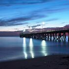Grange Jetty: An Autumn evening by BBCsImagery