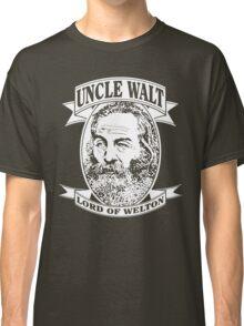 Uncle Walt (White Print) Classic T-Shirt