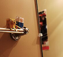 Grayson's Bathroom Buddies by Hunter Lawing