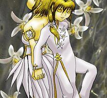 Lemon Blossom Spirits by LanDiMonk
