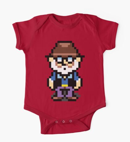 Alec - Mother 3 One Piece - Short Sleeve
