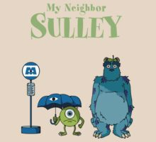 My Neighbor Sulley by teslacake