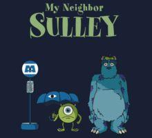My Neighbor Sulley Kids Tee