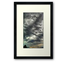 ©HCS Vertical Cell Framed Print