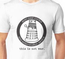 Skaro Pest Control Unisex T-Shirt