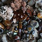 Crystals: Colours of Autumn by aussiebushstick