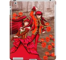 Pomegranate Blossom Spirits iPad Case/Skin