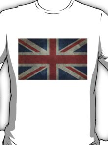 Union Jack (3:5 Version) T-Shirt