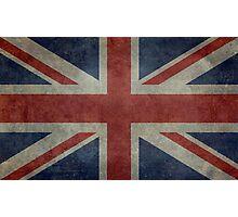 Union Jack (3:5 Version) Photographic Print