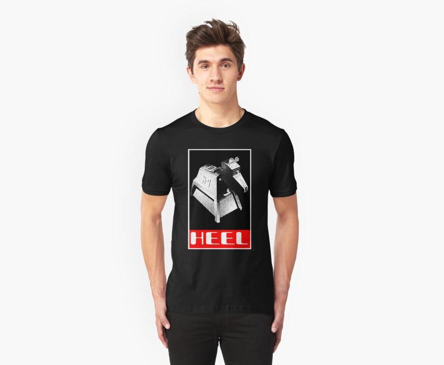 Heel before K-9 by herogear