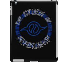 The Storm Of Friendship iPad Case/Skin