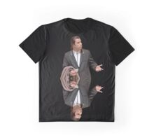 Confused Travolta Graphic T-Shirt