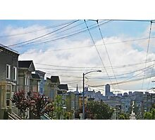 View from Sutter Photographic Print