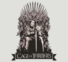 Cage of Thrones - Starring Nicolas Cage by FacesOfAwesome