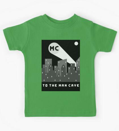 Man Cave 2 Kids Tee