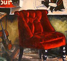 """Red Velvet"" by Kobie Bosch"