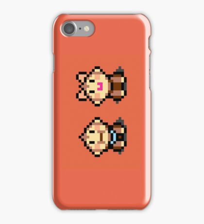 Salsa and Samba - Mother 3 iPhone Case/Skin