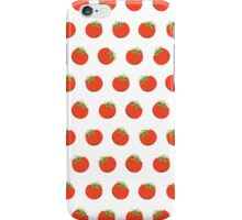 Sweet Red Tomato Picture Pattern iPhone Case/Skin