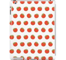 Sweet Red Tomato Picture Pattern iPad Case/Skin