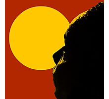 Aussie Dreaming - Black Photographic Print