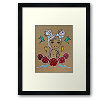 Mother Love Framed Print