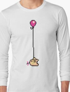 Fishing for Birdies (Mr. Saturn) - Mother 3 Long Sleeve T-Shirt