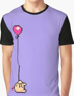 Fishing for Birdies (Mr. Saturn) - Mother 3 Graphic T-Shirt