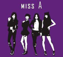 Miss A - 미쓰에이 by StrawberryMo