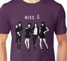 Miss A - 미쓰에이 Unisex T-Shirt