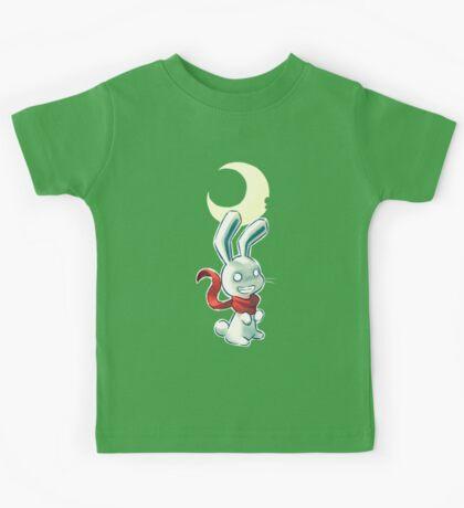 Moon Bunny 2 Kids Tee