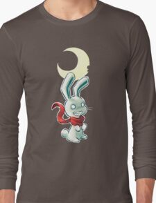 Moon Bunny 2 Long Sleeve T-Shirt