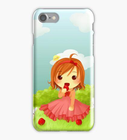 Chibi Cinderella iPhone Case/Skin
