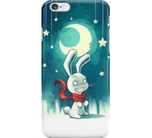 Moon Bunny 2 iPhone Case/Skin