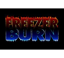 Freezer Burn Photographic Print