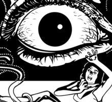 The Crawling Eye Sticker