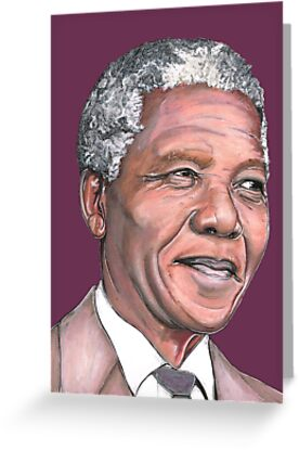 Mr Mandela by Kim West
