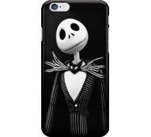 Jack Skellington Nightmare iPhone Case/Skin