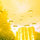 City After Rain (yellow) by ivanaantolovic