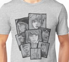 Life is Charcoal Unisex T-Shirt