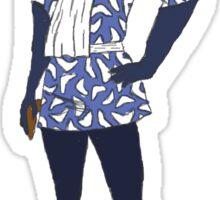 Captain Boomerang I - Digger Harkness Sticker