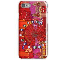 Luna Lights  iPhone Case/Skin