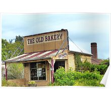 The old bakery 01 Poster