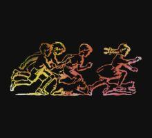 Happy Venture Rainbow Runners Kids Clothes